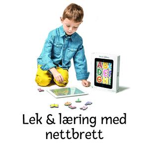 Lek & læring med nettbrett