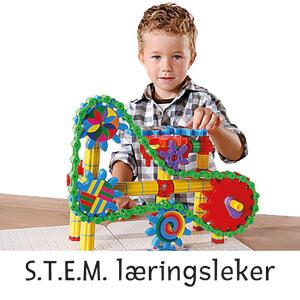 S.T.E.M læringsleker