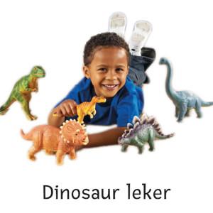Dinosaur leker