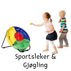 Sportsleker & Gjøgling