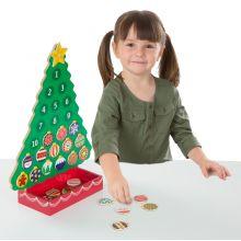 1 - 24 pakkekalender - Nedtelling til jul