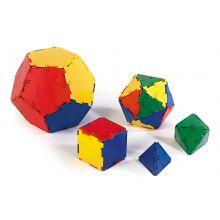 Polydron Basis sett - Begynner