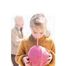 Ball i silikon, gjenoppblåsbar - Nordiske farger