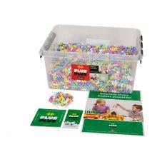 Plus-Plus Education Pastell - 6000 stk