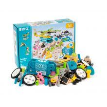 BRIO Builder - Motorsett