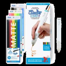 3Doodler Create+ | Basis sett inkl. penn, hvit