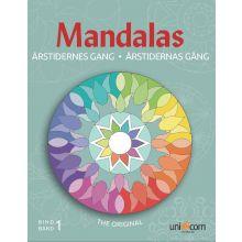 Mandalas malebog - Årstidernes gang 1