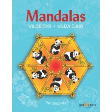 Mandalas Malebok - WWF