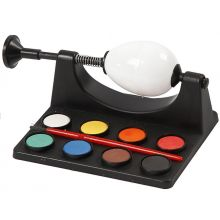 Eggemaler, 8 farger + pensel