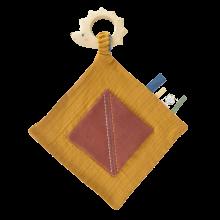 Økologisk koseklut m. bitering - Pinnsvin
