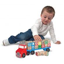 ABC treklosser på lastbil