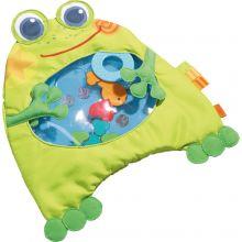 Aktivitetsmatte med vann - Liten frosk