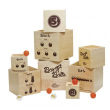 Aktivitetsspill - Box & Balls
