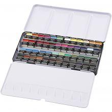 Akvarellfarger Art Aqua, 48 farger