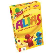 Alias Junior - Reisespill