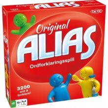 Alias Original - Ordforklaringsspill