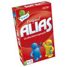 Alias Original - Reisespill