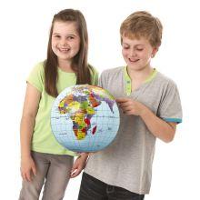 Globus - Oppblåsbar 30 cm