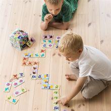 Babblarna domino - 28 deler