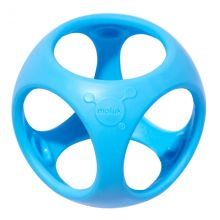Babyball i silikone - Lyseblå, 1 stk.