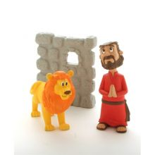 Bibelsk figursett - Daniel i løvehulen