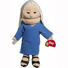 Bibelsk hånddukke 35 cm - Sarah
