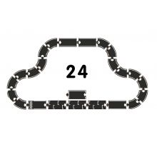 Bilbane - Grand Prix, 24 deler