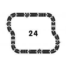 Bilbane - Motorvei, 24 deler