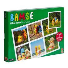 Bildelotteri - Bamse & Kylling