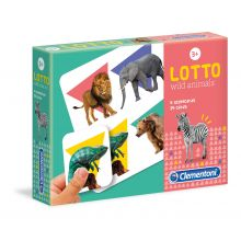 Bildelotto - Ville dyr