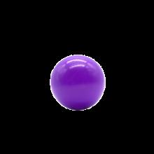 Ballbasseng baller Ø7 cm. - Lilla, 100 stk.