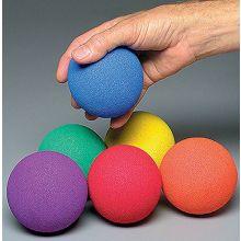 Ball, hopper ikke - 6 stk
