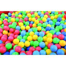 Ball til ballbinge | Ø 6,5 cm. | 500 stk.