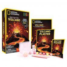 Bygg din egen vulkan