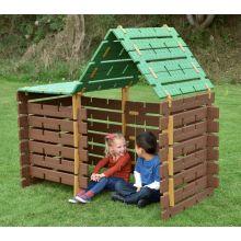 Bygg selv hytte, 60 deler