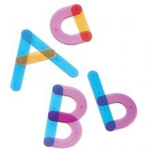 Bygg bokstaver