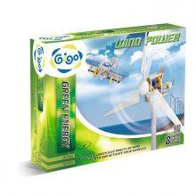 Byggesett - Lær med vindkraft
