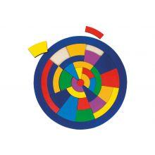 Puslespill - sirkel
