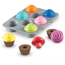 Muffins - Finn den riktige formen