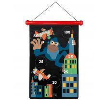 Dartspill Magnetisk, Stort - King Kong