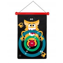 Dartspill, Magnetisk Stort - Monstre