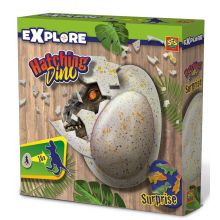 Egg klekking - Dino