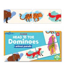 Domino - Hode til hale