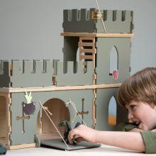 Dukkehus BUILD tilbygg - Fort