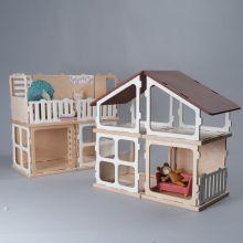 Dukkehus BUILD tilbygg - Villa