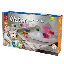 Eksperimenter med vann