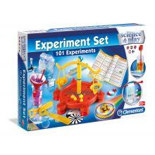 Eksperimentsett med 101 eksperimenter