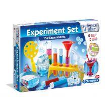 Eksperimentsett med 150 eksperimenter