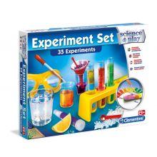 Eksperimentsett med 35 eksperimenter