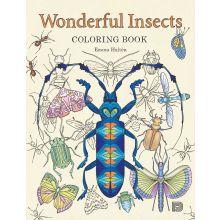 Fargeleggingsbok - Insekter